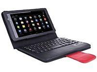 Google Nexus 7 FHD Bluetooth Keyboard Portfolio Case