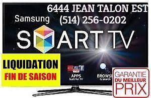 **NOUS BATTONS TOUS LES PRIX!! TELEVISION SMART TV SAMSUNG LG SONY SHARP UHD 4K WI-FI