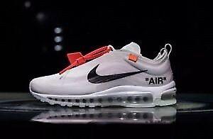 best service 98026 fd9e2 Off White X Nike Air max 97 'The Ten' Virgil Abloh | in Neasden ...