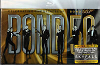 James Bond 50-23 Disc Blu-Ray + Skyfall - Only $100 GREAT DEAL!