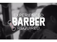 Experienced Barber required in oldham area for a busy barbers