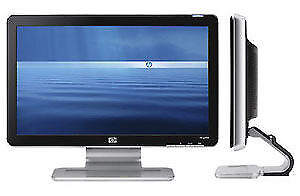"""HP 24"""" LCD Wide-Screen HDMI Full HD 1080p Seulement 129$"""
