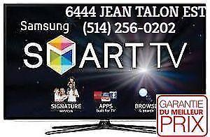 MEGA LIQUIDATION SPECIAL TV SAMSUNG LG HAIER SMART 4K GARANTIE
