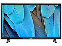 Sharp 40 Inch LC-40CFF4041K FHD LED TV stand included