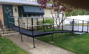Wheelchair Ramps		Please Contact