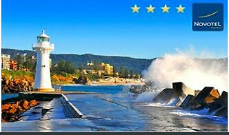 Weekend Gettaway to Novotel Wollongong North Beach 28-30/08/15 Charlestown Lake Macquarie Area Preview