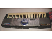 Panasonic - SX-KC600 full-size Keyboard in good working condition.