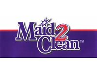 Domestic Cleaner required for Brackley and surrounding villages. £8.00 per hour.