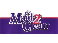 Domestic cleaners required for Knowsley, Kirkby and Maghull