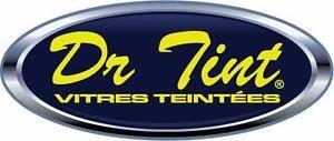 """Dr Tint Vitres Teintées """"À la perfection"""""""