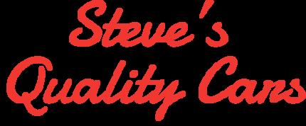 Steve's Quality Cars