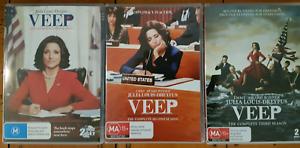 VEEP Season 1, 2 & 3 as new Carrington Newcastle Area Preview