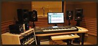 We need a digital recording studio or home studio