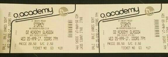 stormzy tickets - photo #1