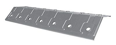 Music City Metals 95521 Stainless Steel Heat Plate for Blooma Brand Gas Grills -