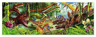 Melissa & Doug Dinosaur World Jumbo Jigsaw Floor Puzzle #8908 Dinosaur Giant Floor Puzzle