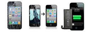 Repair or Change iPhone screen/Cheapest in St. John's