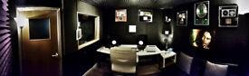 Recording studio services biggin hill kent