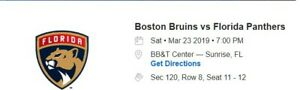 Two NHL Tickets
