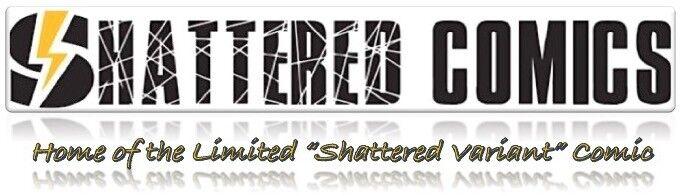 Shattered Comics