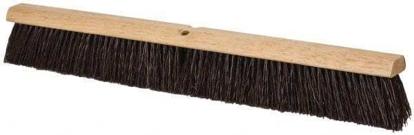 "PRO-SOURCE 30"" Heavy Duty Polypropylene Push Broom"