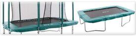 Skyhigh Rectangle Trampoline 7ft x 10ft