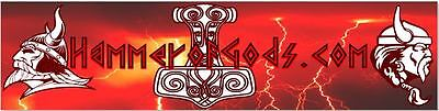 Viking Hammer of Gods