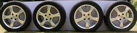 "Alloy wheels 15""mille miglia evo"