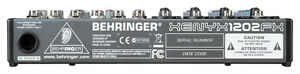 Behringer Xenyx 1202 FX Mixer Cambridge Kitchener Area image 2