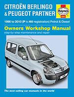 Citroen Berlingo & Peugeot Partner Petrol & Diesel: 1996 to 2010 by John S....