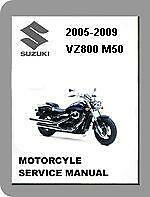 Suzuki Marauder  User Manual