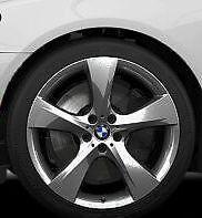 BMW-F25-X3-Original-20-Chrome-Wheels-Star-Spoke-311