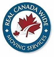 REAL CANADA WIDE MOVING SERVICES