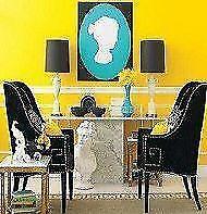 peinture jaune latex acrylique a partir de 18 $ / le gallon