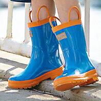 Brand new with tags - Hatley boys rain boots