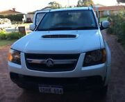 2010 Holden Colorado Ute **12 MONTH WARRANTY** West Perth Perth City Area Preview