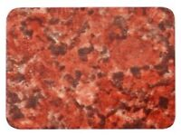 India Red Marble aluminium composite panel from kingaluc