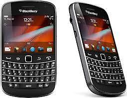 BlackBerry Bold 9900 Black Unlocked Smartphone Mobile Phone Warranty Average
