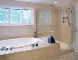 Custom Glass showers! Calgary's best prices!