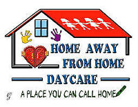 Small Home Daycare: 4 F/p  time spots available Jan/Feb2016