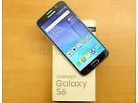 Excellent condition Samsung galaxy s6 32gb factory unlock to all networks boxed