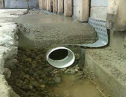 Leaky basement / Drainage solutions / Waterproofing London Ontario image 4