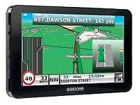 Snooper S8100 Truckmate Sat-Nav - Unused - Boxed - Complete