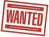 ### WANTED ###