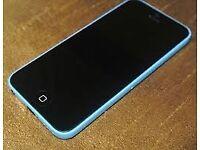 Apple Blue iPhone 5c 16GB On EE