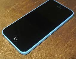 IPHONE 5c blue vodaphone 16gb