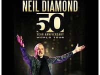 Neil Diamond 50th Anniversary World Tour