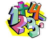 KS2 TO GCSE MATHS TUITION/ MATHS TUTOR/MATHS LESSONS/ MATHS CLASSES/ NUMERACY TUITION/ENGLISH