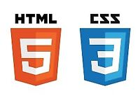 Learning web languages HTML and CSS