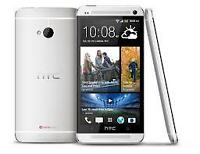 BRAND NEW OR BARELY USED IN BOX UNLOCKED HTC ONE 32GB